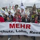 """Zum Ersten Mai: Ein """"Danke"""" an die Gewerkschaften für Lohndumping und Masseneinwanderung"""